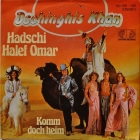 Dschinghis Khan ''Hadschi Halef Omar'' 1979 Single
