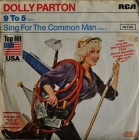 Dolly Parton ''9 To 5'' 1980 Single
