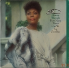 Dionne Warwick ''How Many Times Can We Say Goodbye'' 1983 Lp