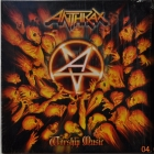 Anthrax ''Worship Music'' 2011 Lp Blue Vinyl MINT