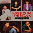 New Kids On The Block ''I'll Be Loving You'' 1990 Single