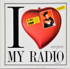 Taffy ''I Love My Radio'' 1986 Maxi Single