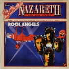 Nazareth ''Reflection-Rock Angels'' 1973 Lp