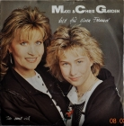Maxi & Chris Garden ''Lied fur einen Freund'' 1983 Single