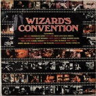 Wizard's Convention (Glover Lord Coverdale Ashton) 1976 Lp U.K.