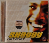 Shaggy ''Hot Shot'' 2001 CD
