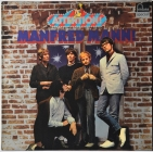Manfred Mann ''Attention!'' 1976 Lp