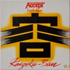 Accept ''Live In Japan'' 1985 Lp