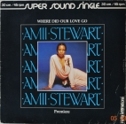 Amii Stewart ''Where Did Our Love Go'' 1981 Maxi