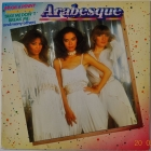 Arabesque ''Same'' 1981 Lp RARE!