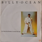 Billy Ocean ''Get Outta My Dreams...'' 1988 Single