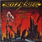 Blitzkrieg ''Ready For Action'' 1985 Lp