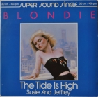 Blondie ''The Tide Is High'' 1980 Maxi Single