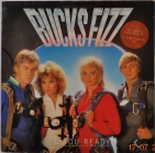 Bucks Fizz ''Are You Ready?'' 1982 Lp U.K.