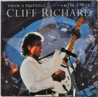 Cliff Richard ''From A Distance (The Event)'' 1990 2Lp
