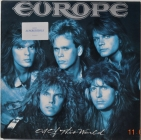 Europe ''Out Of This World'' 1988 Lp