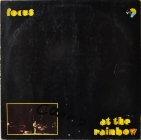 Focus ''Focus At The Rainbow'' 1977 Lp