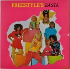 Freestyle ''Freestyle's Basta'' 1986 Lp Sweden Pop