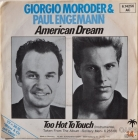 G.Moroder-P.Engelmann ''American Dream'' 84 Single