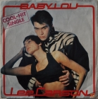 Lee Carson ''Baby Lou'' 1986 Single RARE!