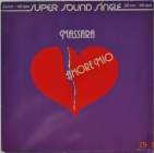 Massara (La Bionda) ''Amore Mio'' 1981 Maxi-Single