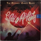 Michael Zager Band ''Life's A Party'' 1978 Lp