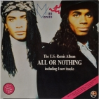Milli Vanilli ''All Or Nothing-US Remix'' 1989 Lp