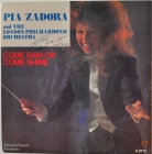 Pia Zadora ''Come Rain...'' 1985 Single Promo