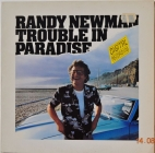 Randy Newman ''Trouble In Paradise'' 1983 Lp