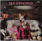 Rick Springfield ''Success Hasn't Spoiled' 1982 Lp