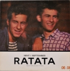 Ratata ''Sent I September'' 1985 Lp (Sweden Pop)