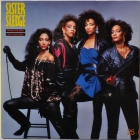Sister Sledge ''When The Boys Meet...'' 1985 Lp