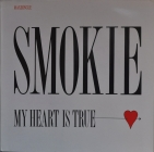 Smokie ''My Heart Is True'' 1988 Maxi-Single