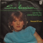 Sue Harrison (P.Griffin) ''Wishin' You Were Here Again'' 1982 Single