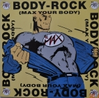 T.T.Max ''Body-Rock'' 1987 Maxi-Single