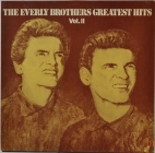 The Everly Brothers ''Greatest Hits Vol.2'' 1974 Lp