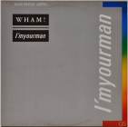 Wham ''I'm Your Man'' 1985 Maxi Single
