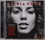 Alicia Keys ''As I Am'' 2007 CD