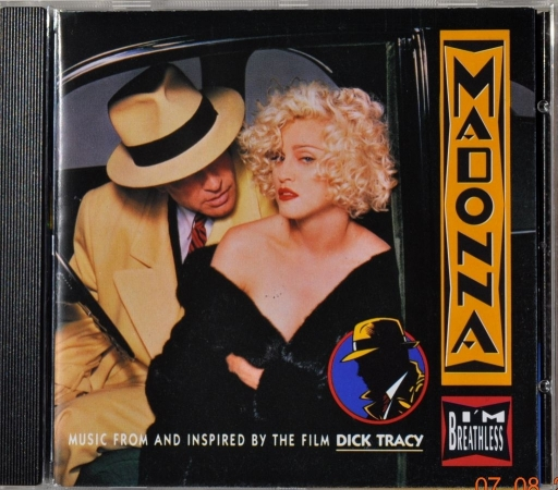 Madonna ''Dick Tracy'' 1990 CD
