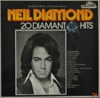Neil Diamond ''20 Diamants Hits'' 1974 Lp