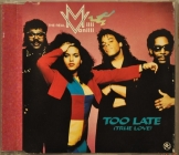 Milli Vanilli ''Too Late (True Love)'' CD single