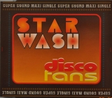 Star Wash ''Disco Fans'' 1995 CD single Техно!