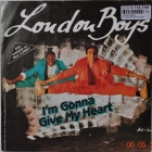 London Boys ''I'm Gonna Give My Heart'' 1986 Single