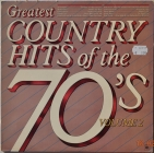 Greatest Country Hits Of The 70's ''Vol.2'' 1980 Lp