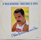 Freddie Mercury (Queen) ''I Was Born To Love You'' 1985 Maxi U.K.