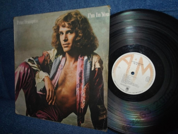 Peter Frampton (Humble Pie) I`m in you Yugoslav LP