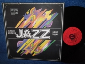 Famous Jazz Singers D. Washington  E. Fitzgerald B. Holiday S. Vaughan Balkanton LP