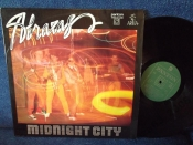 Abraxas Midnight city Panton 1985г LP