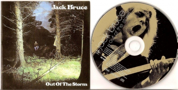 Jack Bruce (ex Cream) Out of the storm 1974г На cd