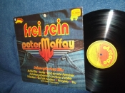 Peter Maffay Frei sein Germany 1979г LP